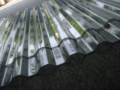 Plastic Roofing Panel,Transparent Roofing Tile,Polycarbonate ...