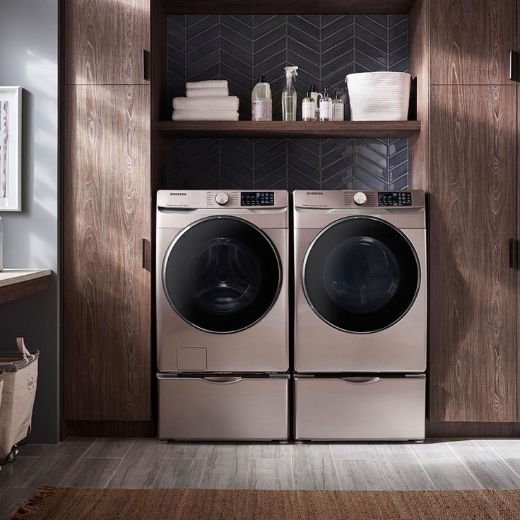 With Huge Technological Improvements There S Never Been A Better Time To Buy A Washer And D In 2020 Front Loading Washing Machine Clothes Dryer Repair Electric Dryers