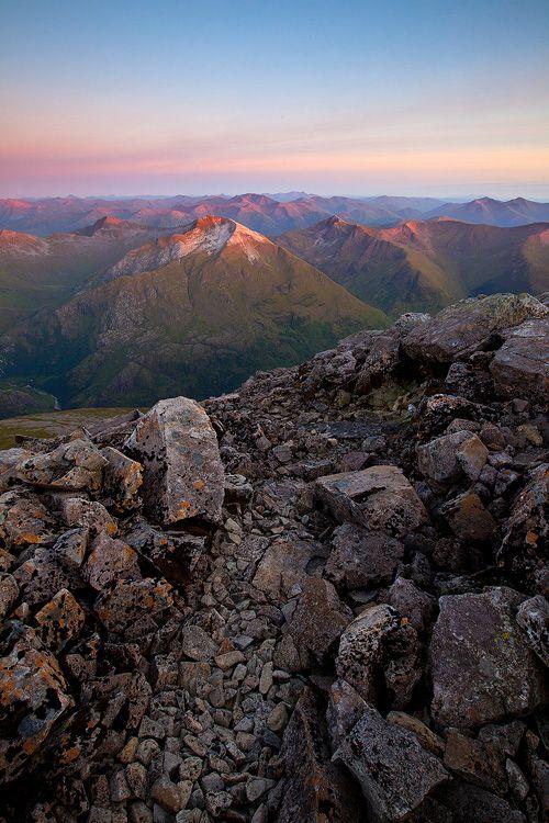 The Highlands, Ben Nevis - Scotland