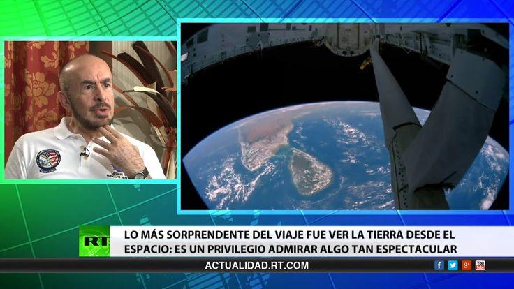 Rodolfo Neri Vela, primer astronauta mexicano - ENTREVISTA