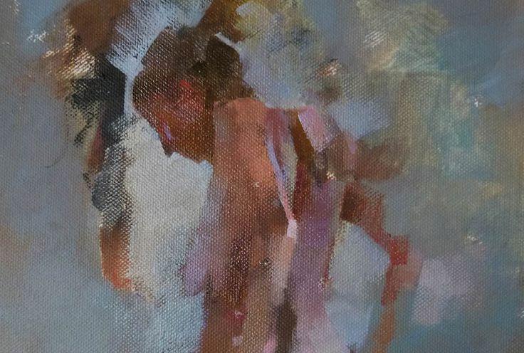 Luis Morris ROI Figure PaintingPainting TechniquesArt