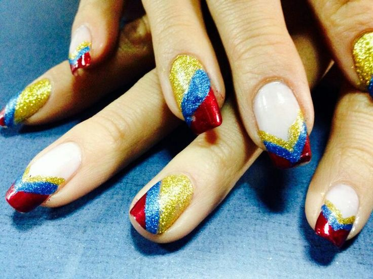 Uñas colombia stefystyle