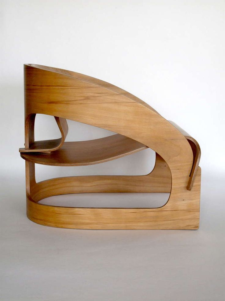 Plywood 4801 lounge chair by Joe Colombo for Kartell at http://www.1stdibs.com/furniture/seating/lounge-chairs/