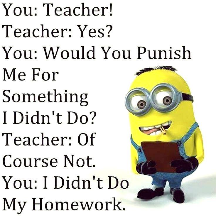 Trendiest Minion Memes Quotes Minions Funny Cute In 2020 Work Quotes Funny School Quotes Funny Funny School Memes