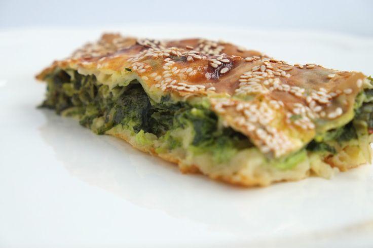 ElsaRblog: Spinazie Borek ( Turkse specialiteit )