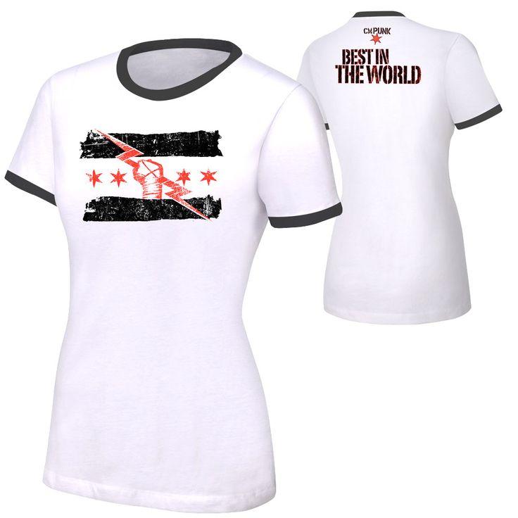 Fan Design Wwe T Shirts