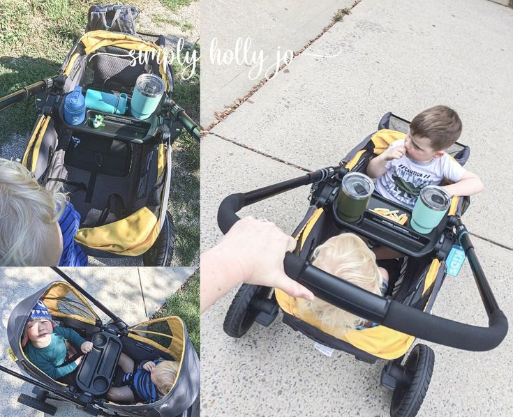 Evenflo Pivot Xplore AllTerrain Wagon Stroller Review