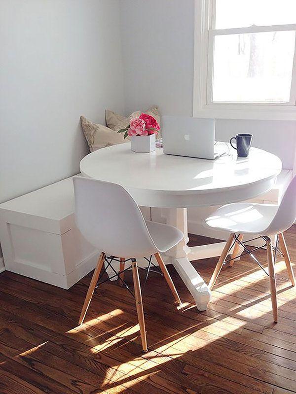 17 mejores ideas sobre apartamento minimalista en - Salones pequenos decorados ...