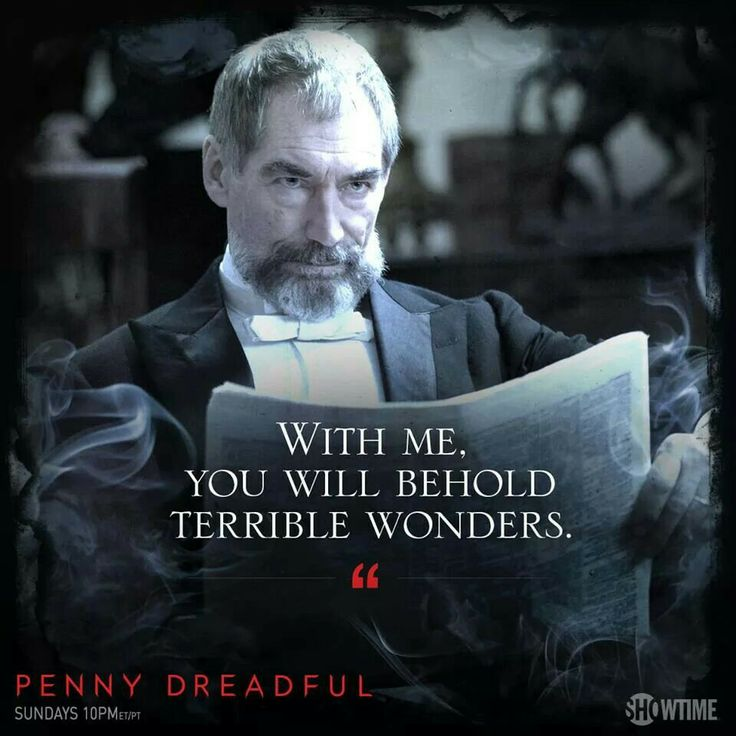 Penny Dreadful Pilot Episode is available on Hulu Plus, It's macabre but quite good.