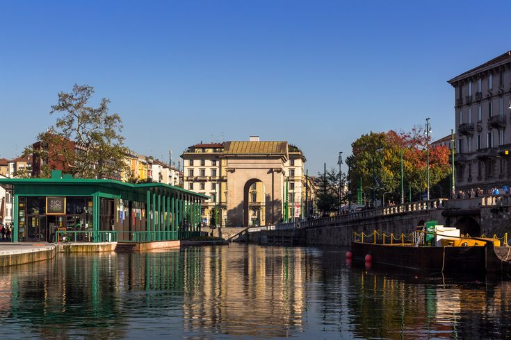 #Darsena #Milan #Italy