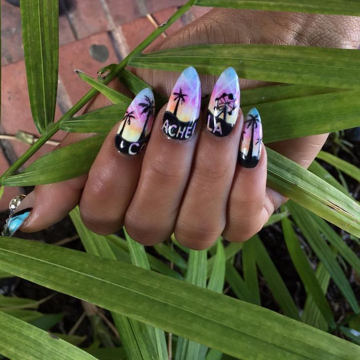 111 best Coachella Nail Art Designs images on Pinterest | Nail ...