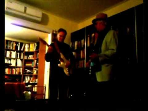 HASSE WALLI & JOHNNY LUNDIN - BOOGIE FOR MARKO (Rare footage)