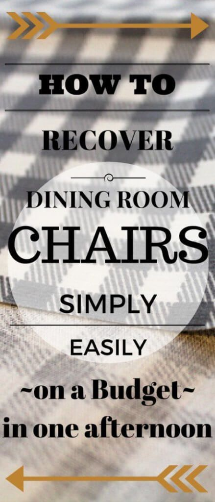 How to Recover Dining Room Chair Seats – Dining Set – Ideas of Dining #DiningSet…