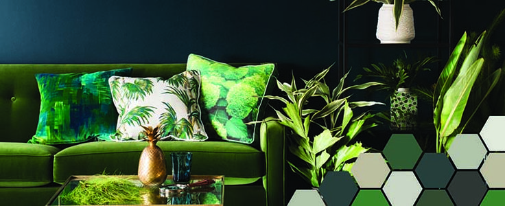 Viking - Haymes Paint (with rich greens and metals)