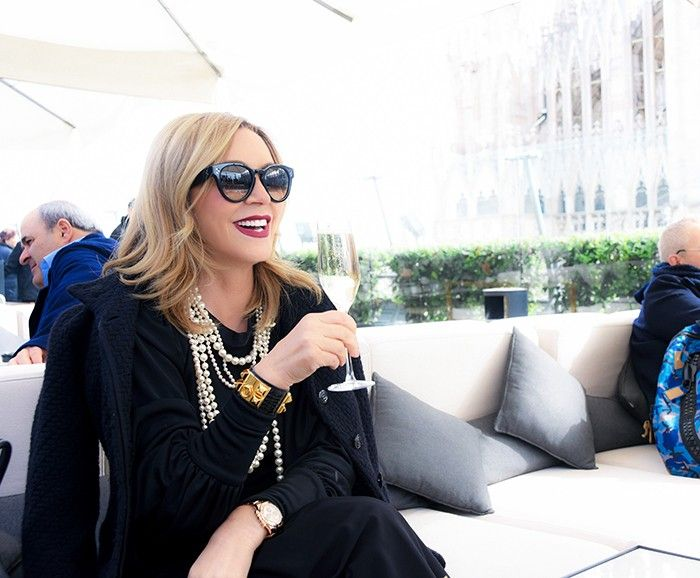 From London to Milan: Brow Queen Anastasia Soare's Beauty Travel Diary via @ByrdieBeauty