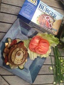 Sol Cuisine's Summertime Veggie Burger Bar
