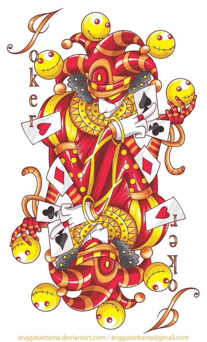 Más de 25 ideas increíbles sobre Tatuaje carta del joker