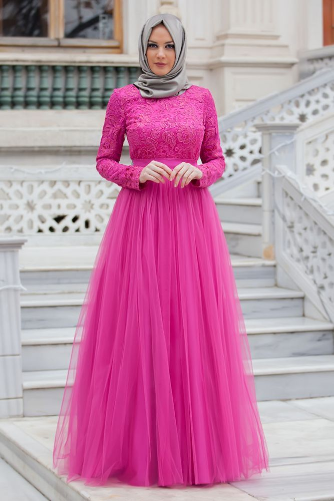 Evening Dress - EVENING DRESS - EVENING DRESS - 4283F