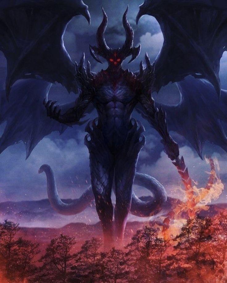 Картинки дьяволов демонов