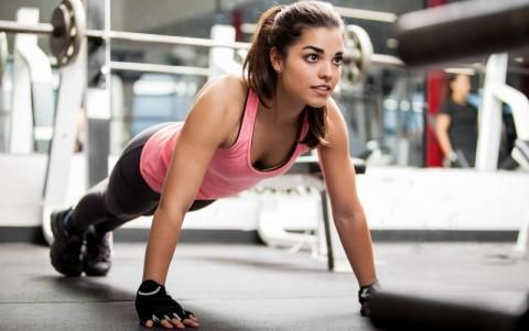 5 Latihan Mudah Mendapatkan Lengan Kuat dan Kencang