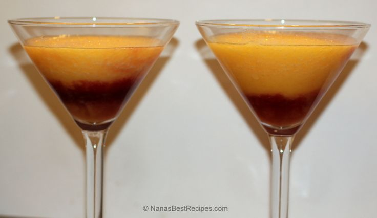Peach Bellini This is the essential late summer drink. I ...