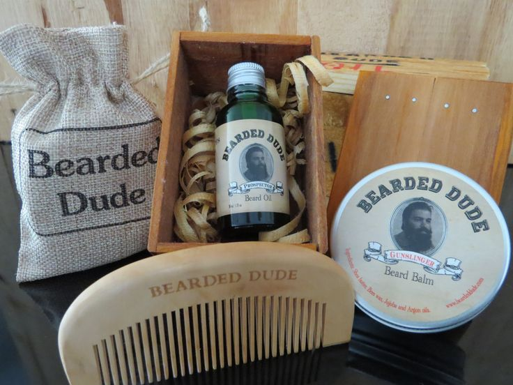 Bearded Dude products ensures your beard becomes healthier and more natural looking