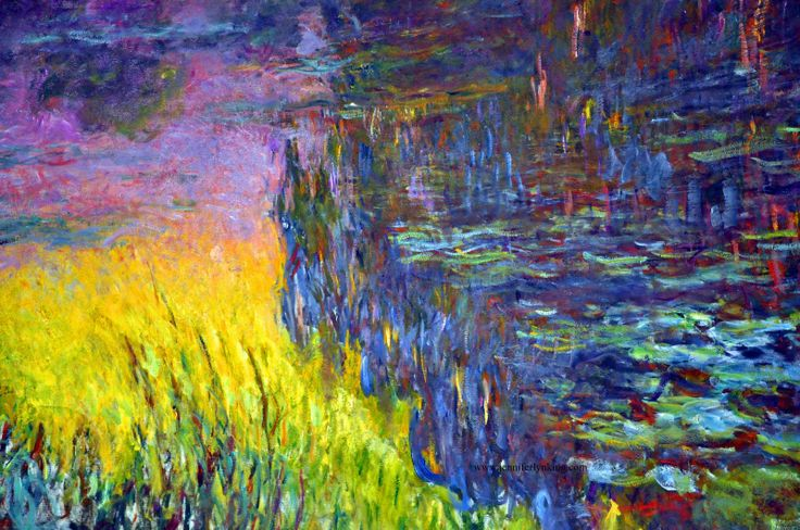 Claude Monet | Claude Monet, the Water-Lilies, Paris and L'Orangerie @ Jennifer Lyn ...