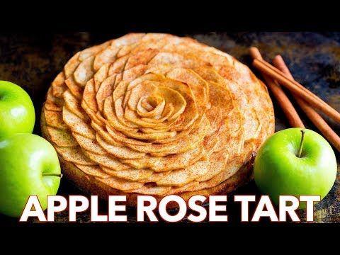 Apple Tart Recipe (Apple Rose Tart) - NatashasKitchen.com