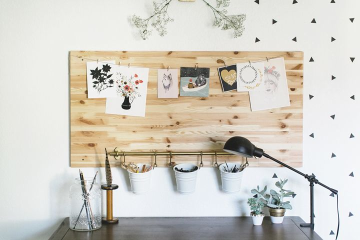 Kelli Murray | ART & DESIGN Kelli MurrayHouse Tours, Kelly Murray, Pin Boards, Offices Spaces, Inspiration Boards, Work Spaces, Workspaces, Home Offices, Desks Spaces