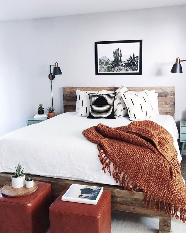 Live Your Best Life Today If You Still Have A Pulse God Still Has A Purpose Bedroom Setup Home Bedroom Bedroom Inspirations Autumn touches in guest bedroom