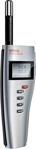 Rotronic HygroPalm 21 Relative Humidity/Temperature Measuring Instrument, Silver  http://www.babystoreshop.com/rotronic-hygropalm-21-relative-humiditytemperature-measuring-instrument-silver/