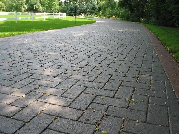 stamping Asphalt Driveway  | Crack Filler