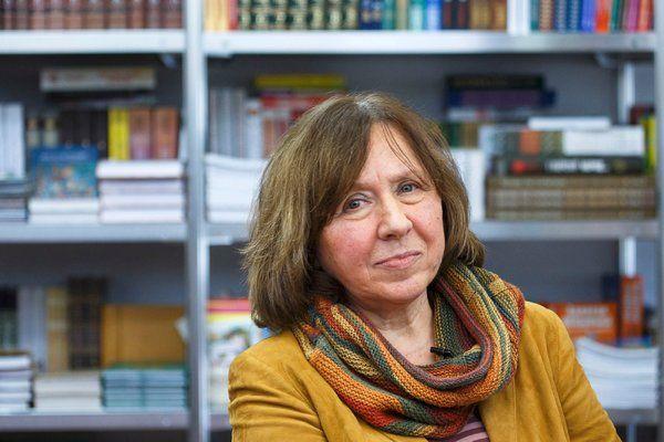 Svetlana Alexievich, Belarussian Voice of Survivors, Wins Nobel Prize in Literature - The New York Times