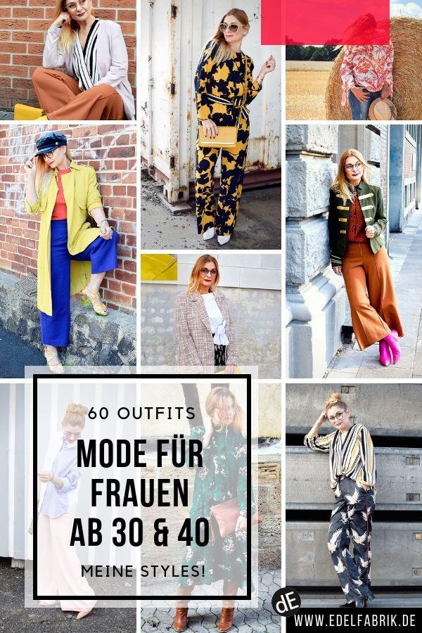 Die Edelfabrik Der U40 Blog Fur Mode Beauty Reise Und Lifestyle Fur Frauen Ab 30 Und Ab 40 Outfit Inspirationen Frauen Outfits 60er Mode