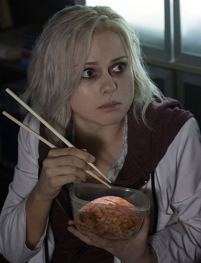 'iZombie' (The CW): Someone made the cutest, healthiest version of a zombie possible. I mean, isnt the whole point of zombies that its alright to hate them and kill them? Kill or be killed? That they are us, but corrupted? Anyways, I'm sure this show will inspire a lot of cosplays, if nothing else.