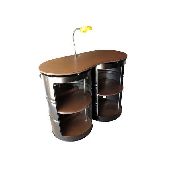drum furniture. 55 Gallon Metal Drum Project Ideas U2013 Page 2 Furniture