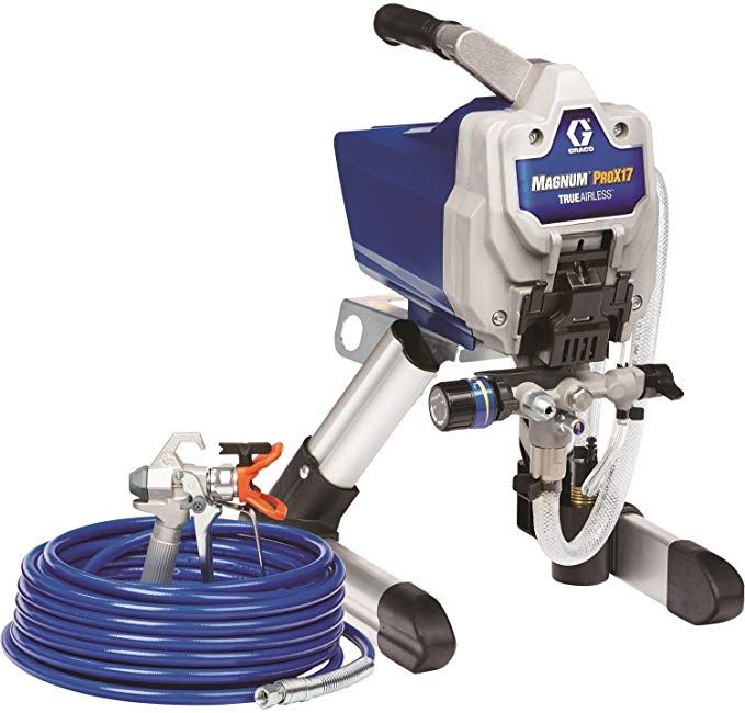 Graco 17g177 Magnum Prox17 Stand Paint Sprayer Amazon Com In 2020 Paint Sprayer Graco Sprayers