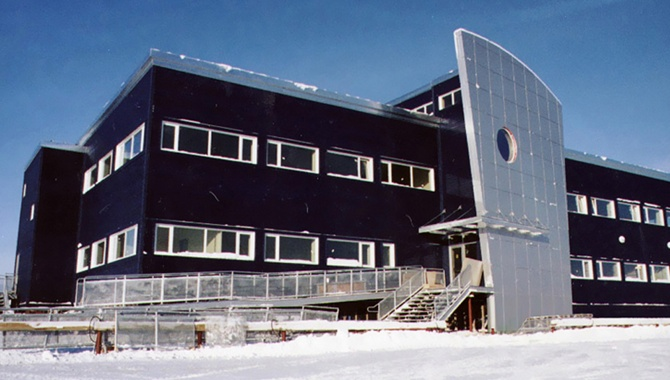 cambridge bay nunavut high school