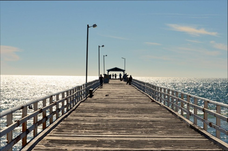 Pier - Photography by Daren Griffin - The Shed Gallery
