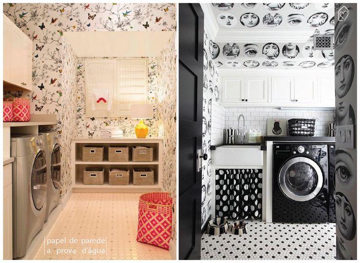 Inspiração – lavanderia