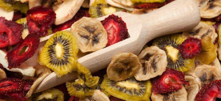 Faire sécher des fruits et légumes à la maison
