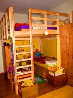 ber ideen zu hochbett f r erwachsene auf pinterest hochbetten hochbett erwachsene und. Black Bedroom Furniture Sets. Home Design Ideas