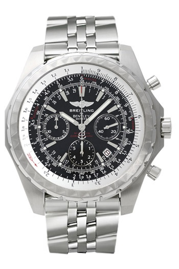 Is he into watches? Does he love James Bond? Did he read Jeffery Deaver's 2011 Bond Novel Carte Blanche? Then this is the £8,360 Breitling for Bentley Motors T for him!