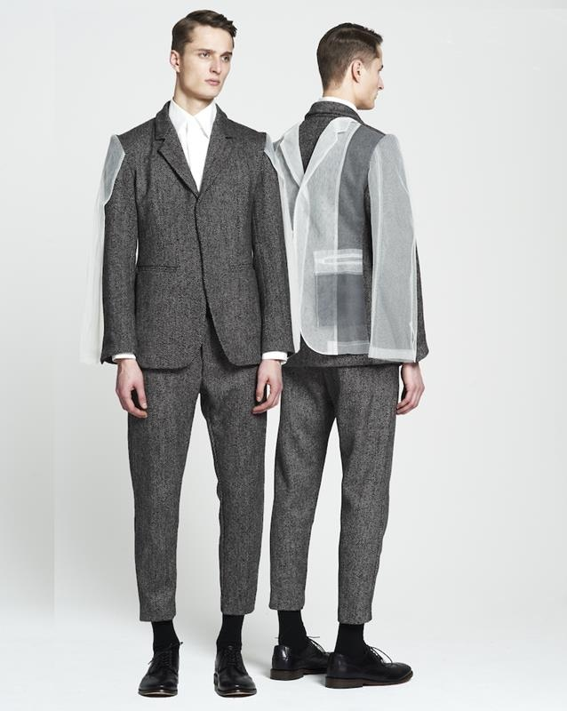 "Alan Taylor ""Special Relativity"" Fall/Winter 2013"