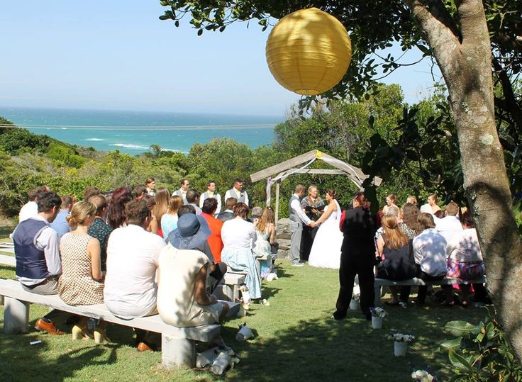 Wedding at Dunes on Shelly at Ballina NSW