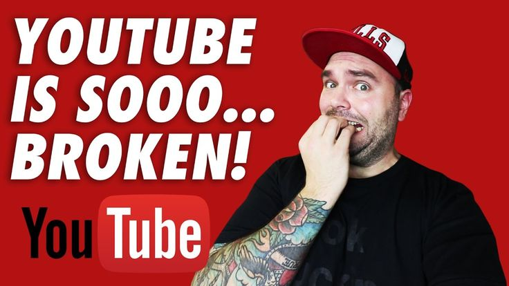 YouTube is broken...well not really. YouTube is experimenting with it's algorithm (we think) and that is screwing up a couple of things for mostly the big YouTubers. People are losing subscribers everytime they upload a new video and some views are just disapearing into thin air. Basically we think YouTube is testing a new algorithm and it's breaking YouTube.  But don't fear. In this episode I talk about the changes what I think they mean to YouTubers and creators and how you can protect…