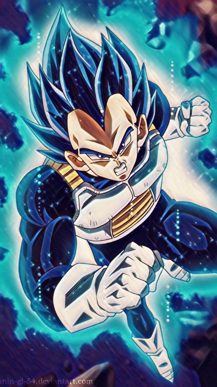 Vegeta Super Saiyan Blue Evolution Anime Dragon Ball Super Dragon Ball Wallpapers Dragon Ball Artwork