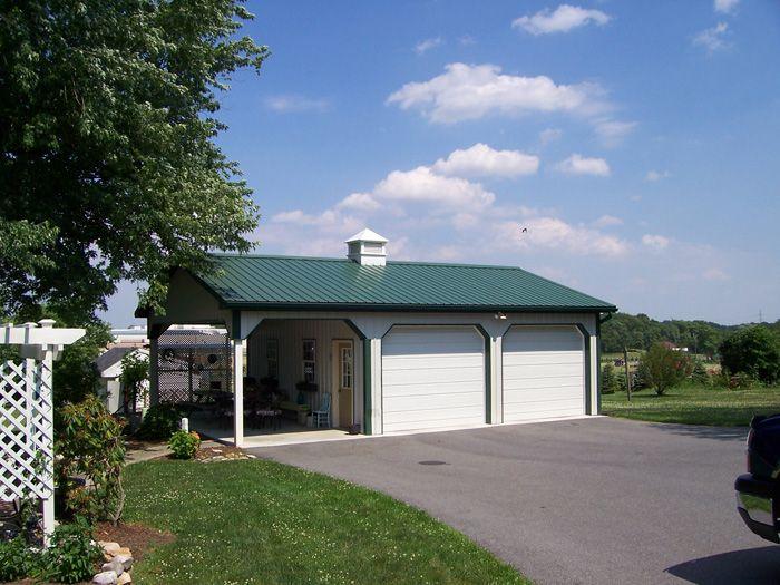 Pole Building Garages | Garage Builders in PA