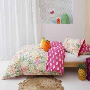 Get Fruity Duvet Cover Set by KasKids
