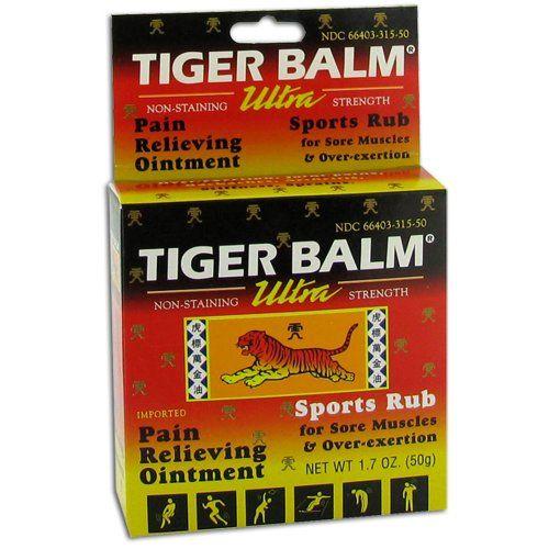 Tiger Balm Ultra 50 Grams